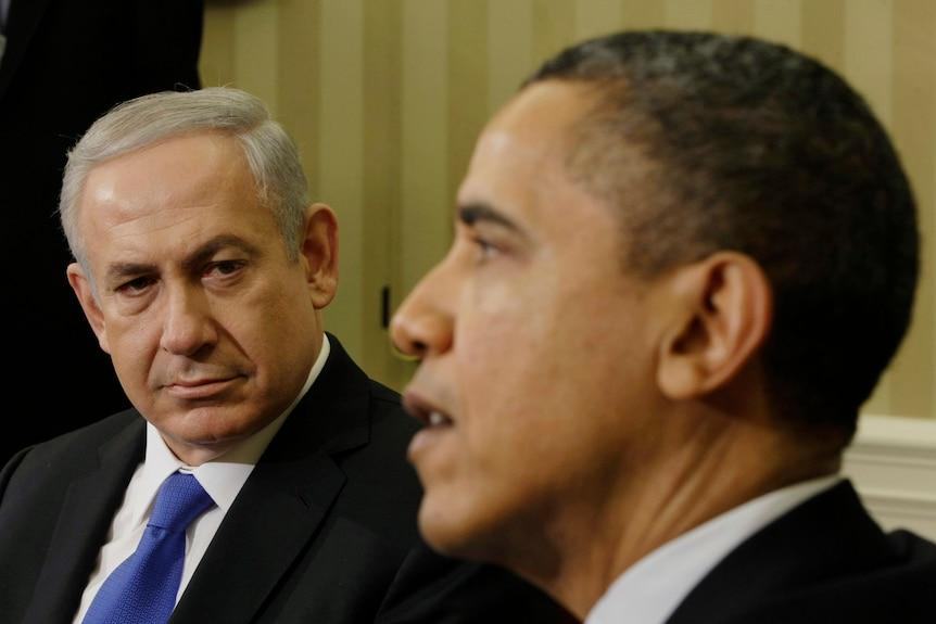 Obama, Netanyahu hold Iran nuclear talks