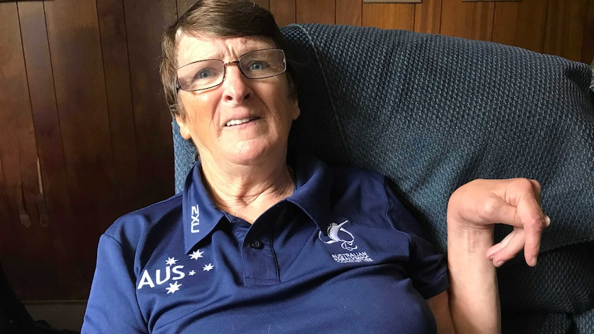 """Former Paralympian Jan Pike says it's been a """"nightmare"""" dealing with the NDIS."""