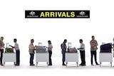 旅客入境澳大利亚时无论有没有申报,边境执法人员都有权对其行李进行开包检查