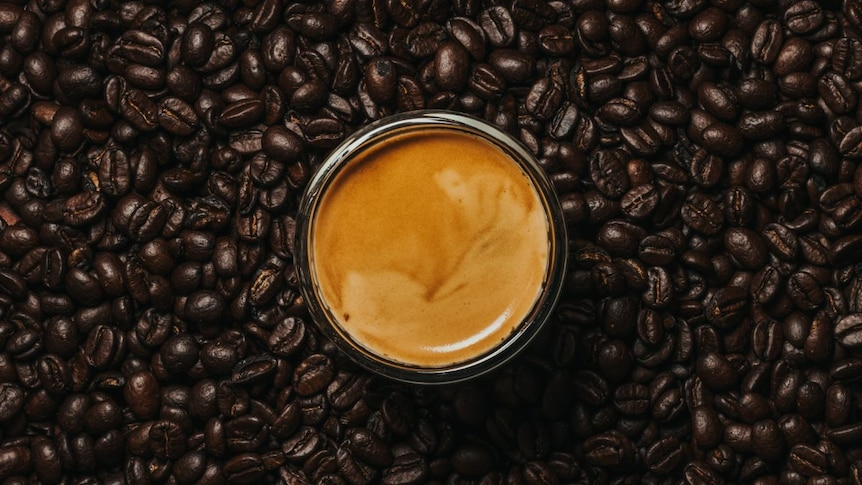 Less than 1 per cent of the coffee we drink is grown here. This is why