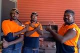 Warmun residents give thumbs up