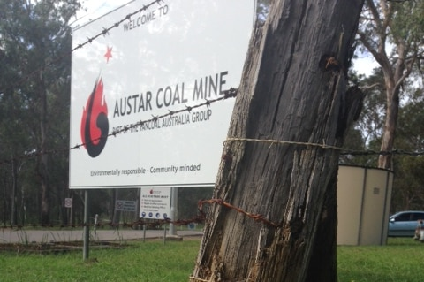 Jamie Mitchell and Philip Grant were killed when a wall at the Austar mine caved in.