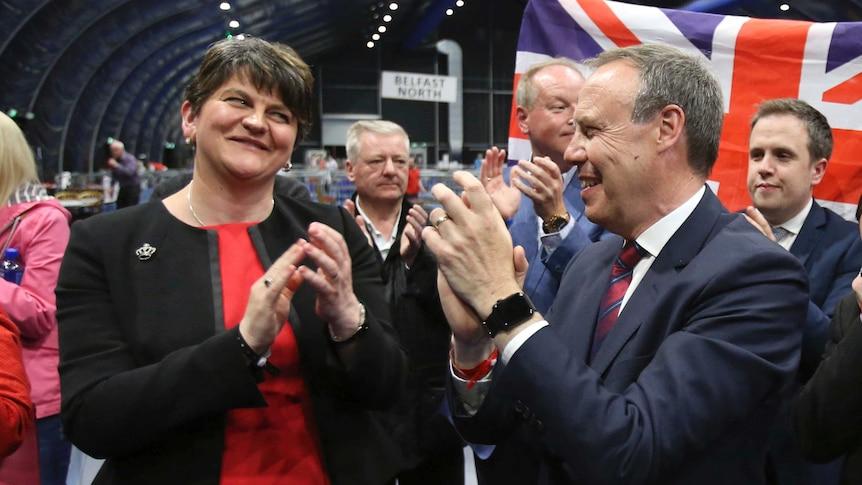 DUP: British election
