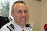 Arnaud Beltrame smiles in a 2013 photo.