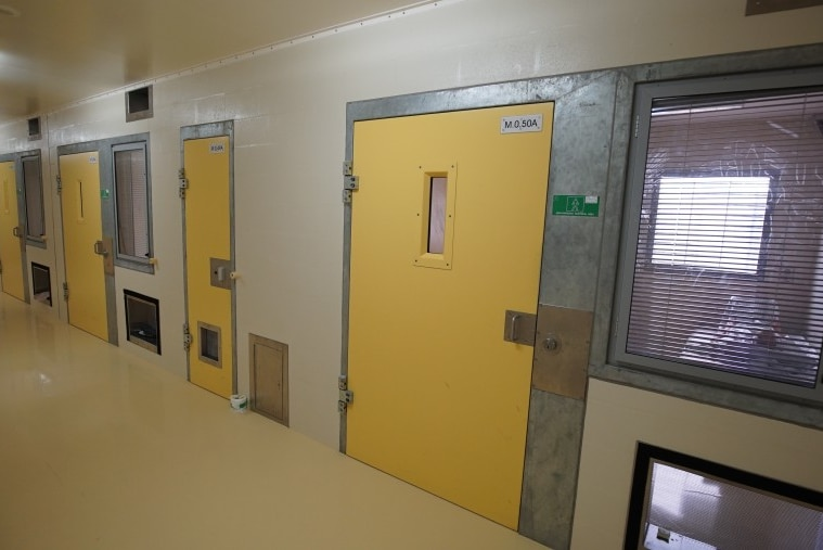 Queensland prison generic - human rights watch images
