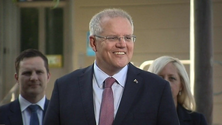 Scott Morrison insists Michael McCormack is and will remain the head of the junior Coalition partner.