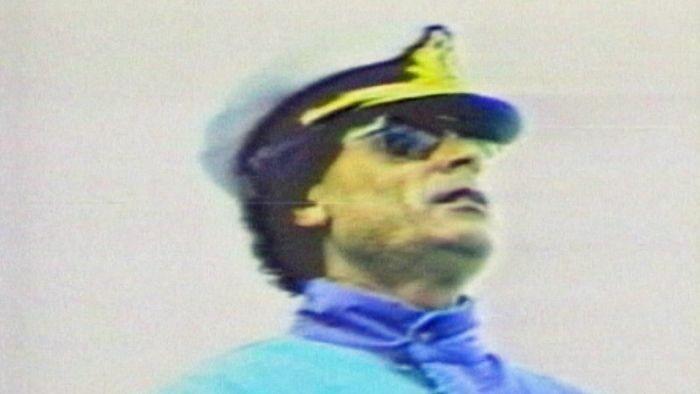 Moamar Gaddafi