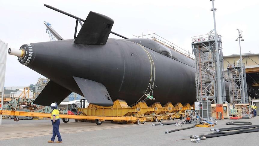 ASC and HMAS Farncomb_three