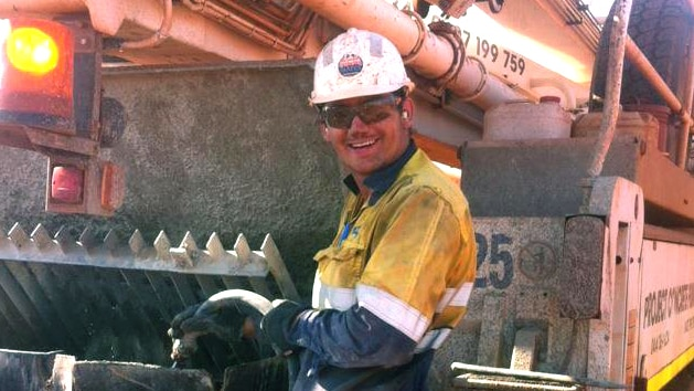 Rhys Connor committed suicide at the work camp at Rio Tinto's Hope Downs mine in the Pilbara in July 2013