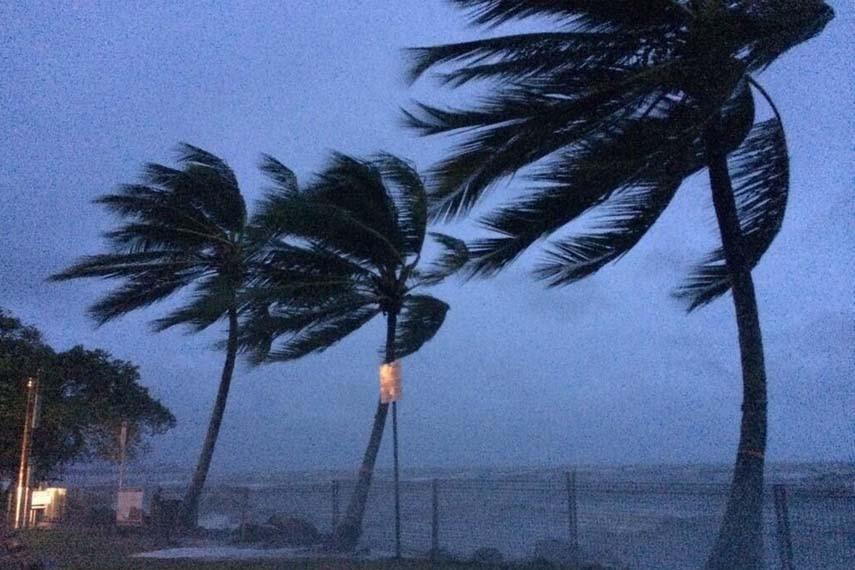 Cairns Cyclone Ita