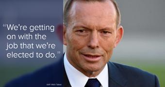 Abbott same sex