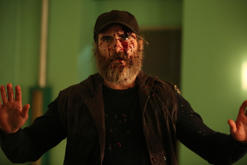 You Were Never Really Here: Joaquin Phoenix is a hammer-wielding vigilante  in Lynne Ramsay's nightmarish thriller - ABC News