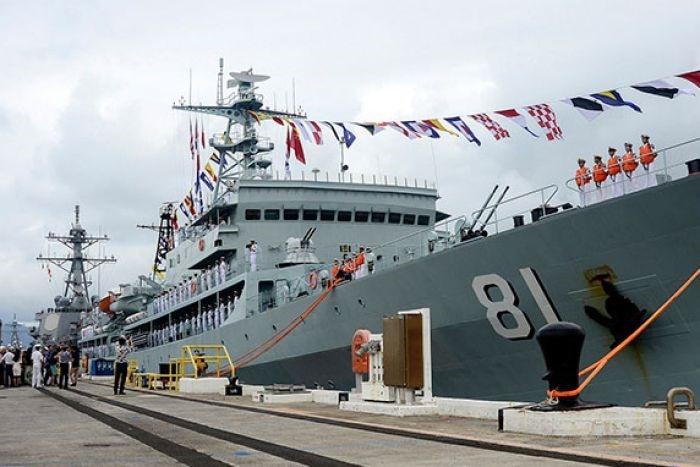 Angkatan Laut Tentara Pembebasan Rakyat, Cheng Ho