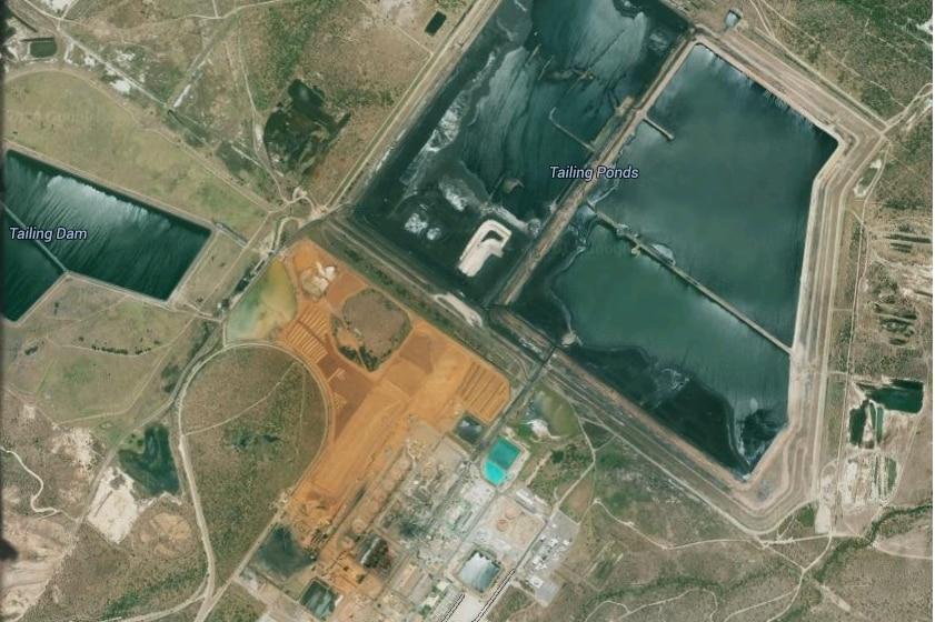 Yabulu Nickel Refinery