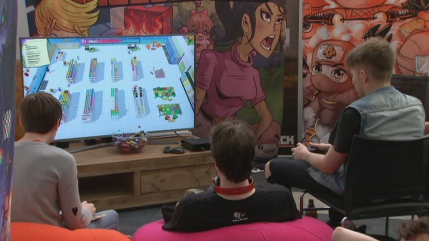 Meet some of Australia's most successful games developers