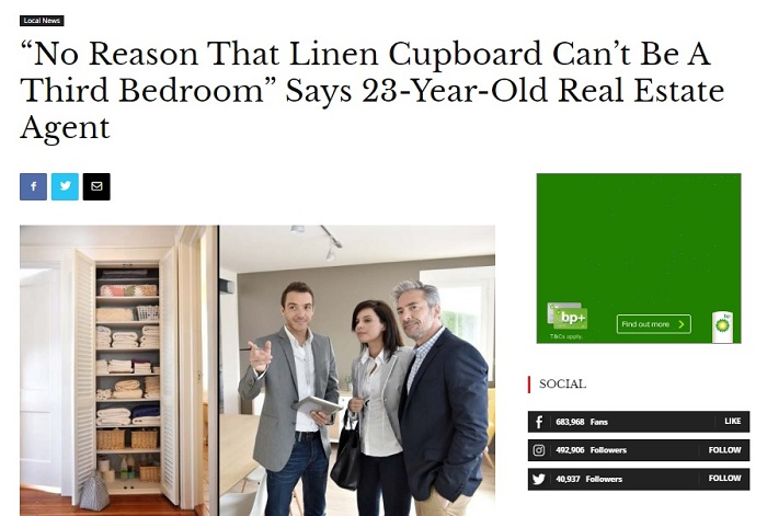 This article was actually an advertisement for Uno Home Loans.