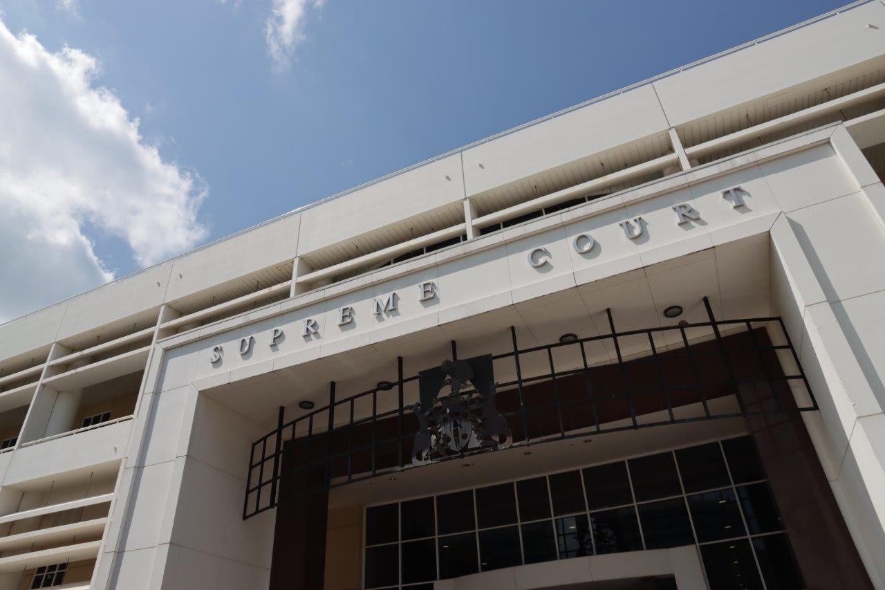 The Northern Territory Supreme Court in Darwin. 28.07.2021