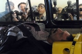 John McAfee was taken to the national police hospital in Guatemala City.