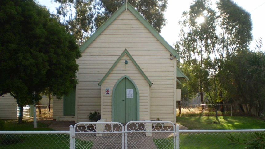 St John's Anglican church in Whitton
