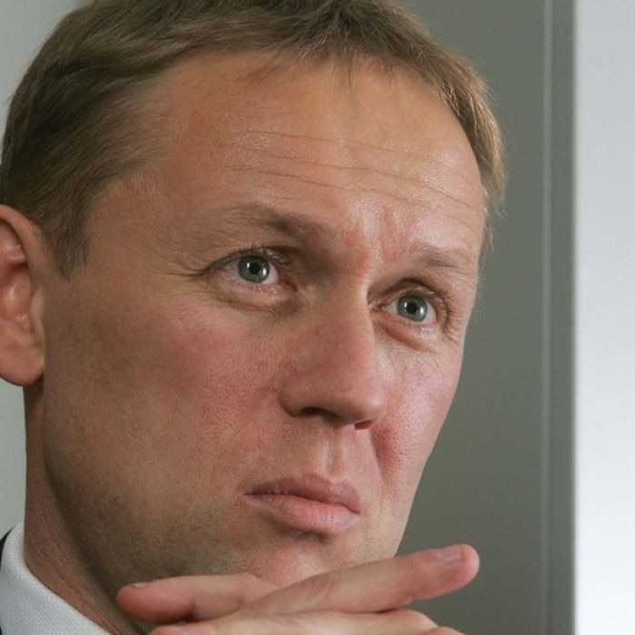 Russian businessman and former KGB officer, Andrei Lugovoi