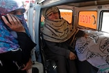 Mother mourns shot polio worker