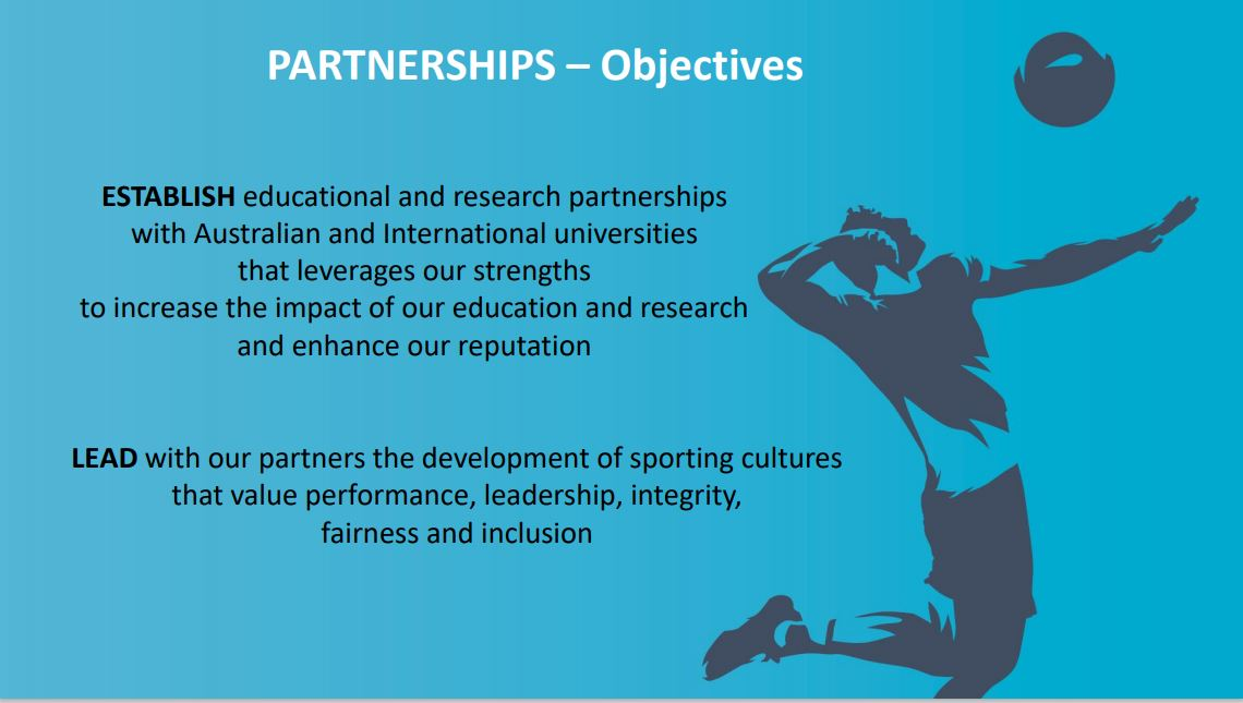 Canberra university's plans for sports integrity hub