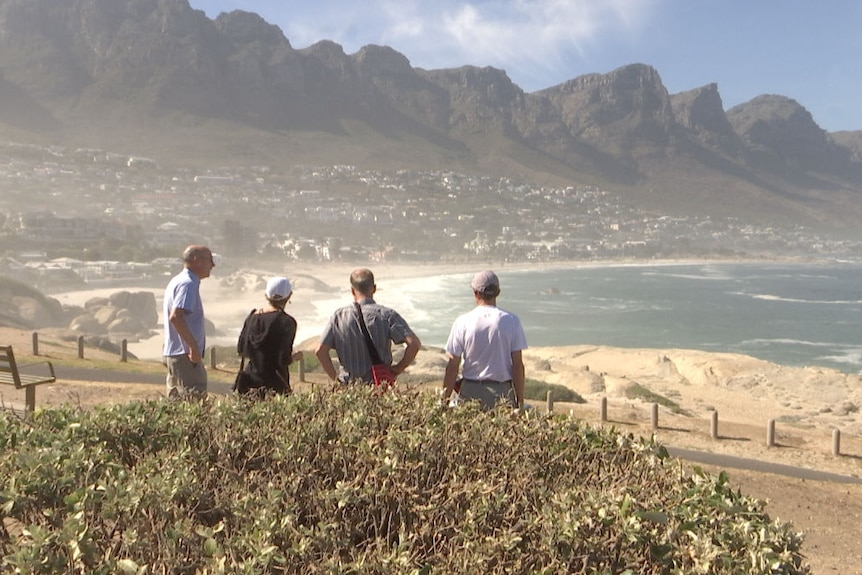 People overlook drought-hit Cape Town