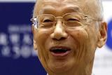 Satoshi Omura Nobel Prize for Medicine winner