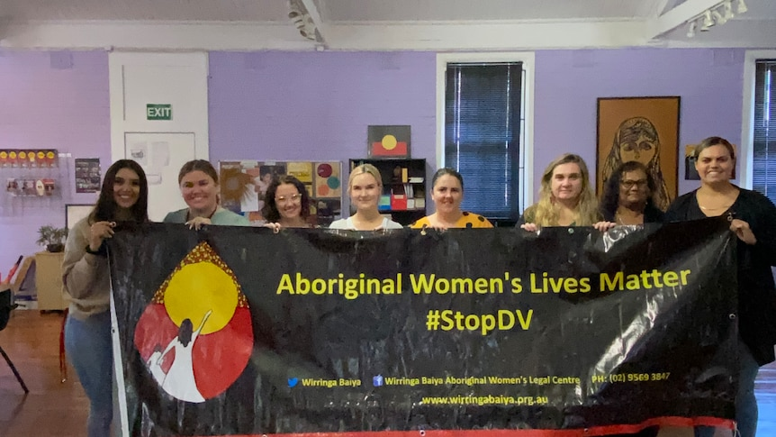 The Wirringa Baiya Aboriginal Women's Legal Centre says it can't support the creation of coercive control laws unless there are structural changes in the police and criminal justice system.