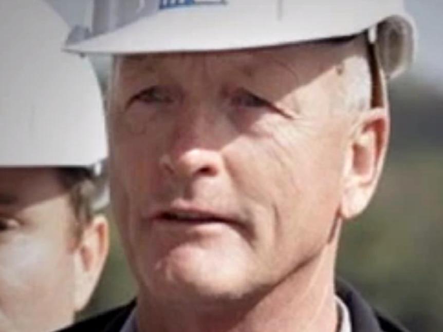 Queensland businessman Dick Karreman