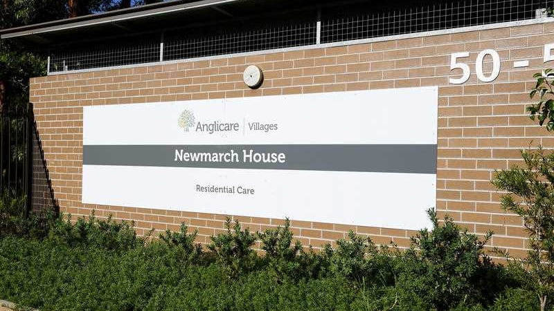 Newmarch House as experienced multiple COVID-19 cases.