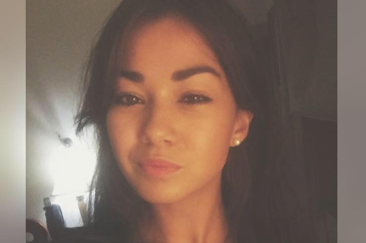 Mia Ayliffe-chung was stabbed to death in Home Hill in north Queensland on Tuesday night, in front of 30 people.