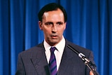 Treasurer Paul Keating