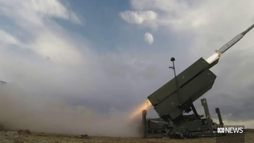 Raytheon will be commissioned to develop its NASAMS for the ADF. (Photo: Raytheon Australia)