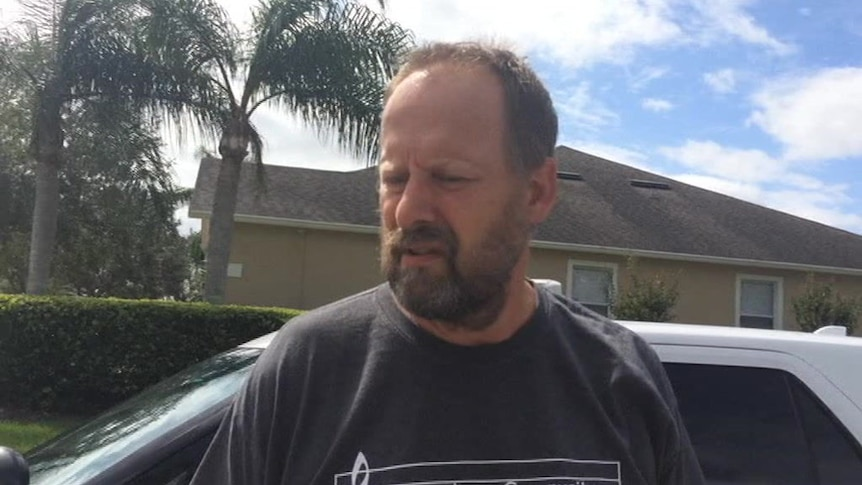Brother of the gunman says there's no logic to explain the shooting