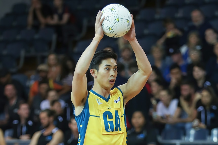 Could men's netball be the answer to growing the sport's reach and commercial appeal?