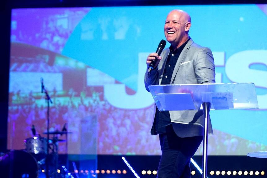 Pastor Ashley Evans Influencers Church Paradise