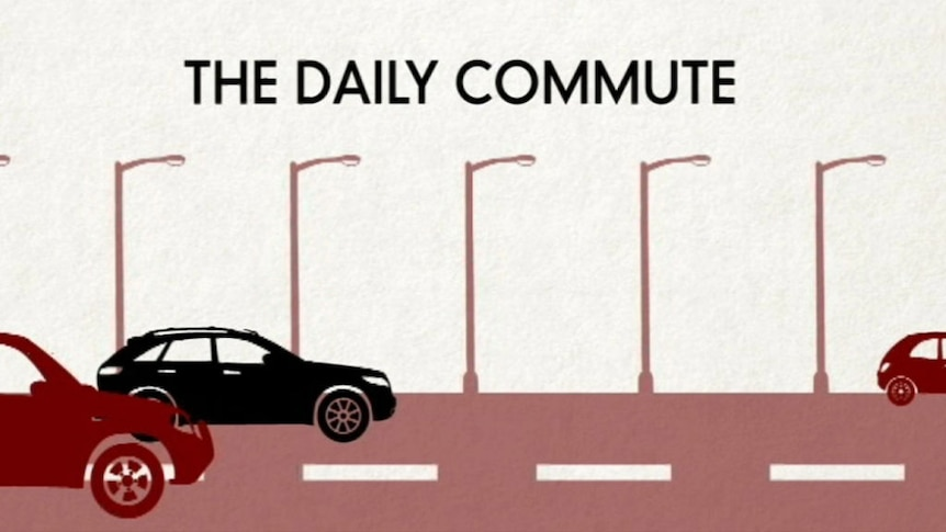 How long does it take to get to work?
