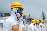 Nuclear experts inspect Fukushima nuclear plant in early August.