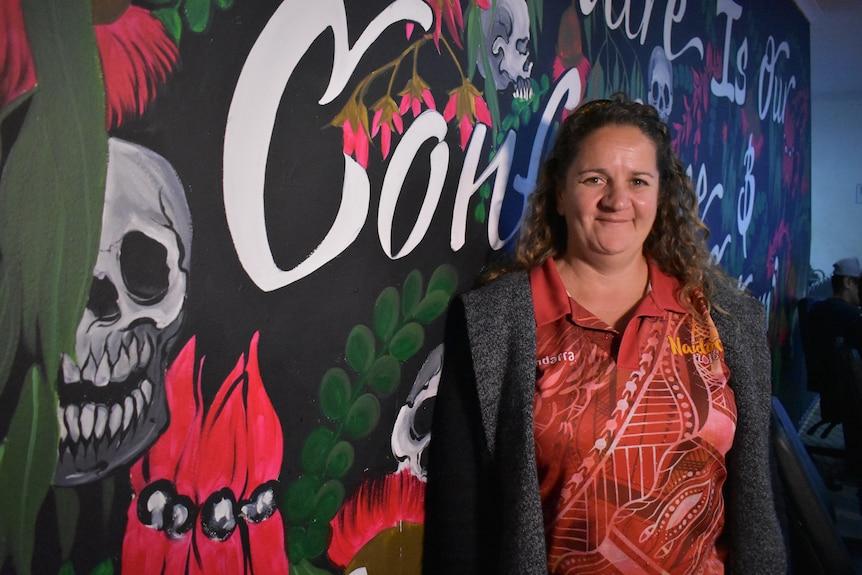Gap Youth Centre CEO Michelle Krauer