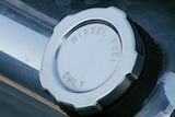 Fuel cap on truck