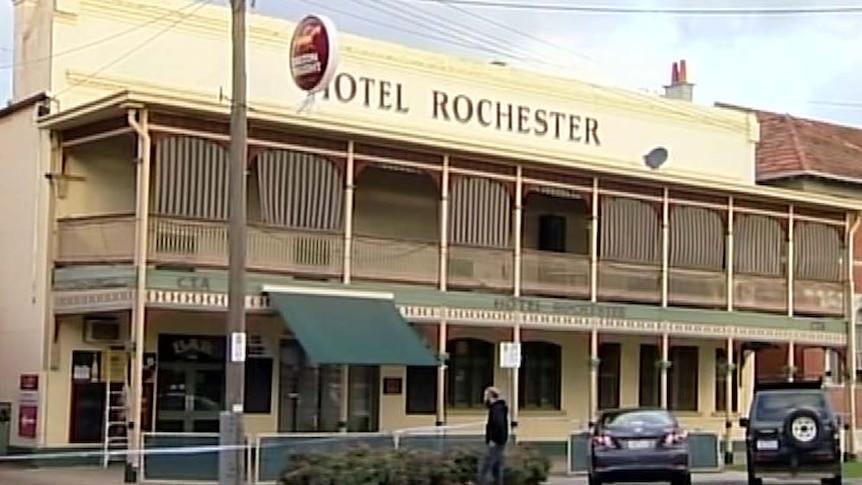 VIDEO STILL: Rochester Hotel