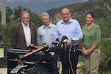 NSW Opposition Leader Luke Foley announces environment policy