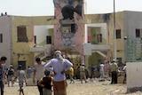 Suicide bomb attack in Aden, Yemen