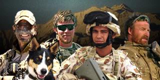 Australian casualties in Afghanistan header