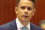 Ben Wyatt speaking in Parliament.