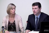 Kate and Gerry McCann at hacking inquiry