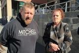 Scott Mitchell's parents