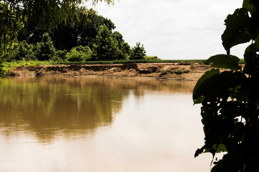 Tallahatchie River in Mississippi
