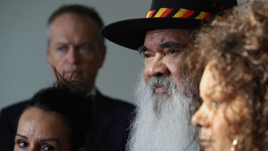 At the Close the Gap report launch, Pat Dodson expressed frustration at the lack of progress.